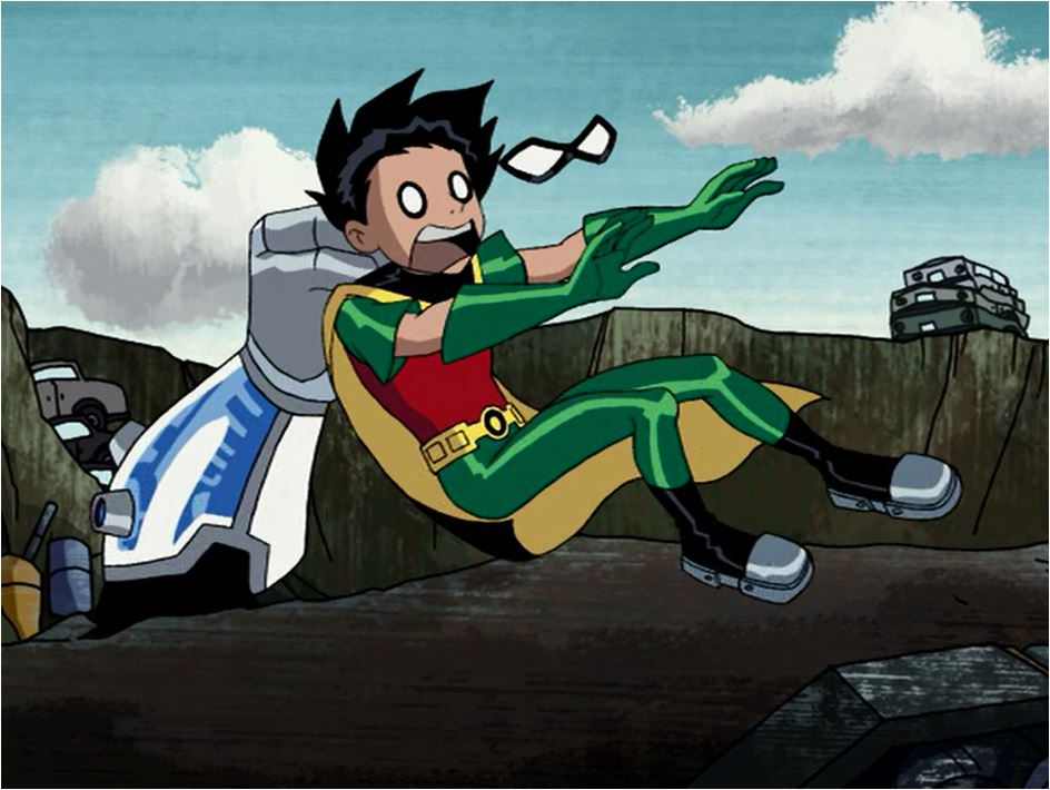 Ideal teen titans the sum of his parts remarkable, this